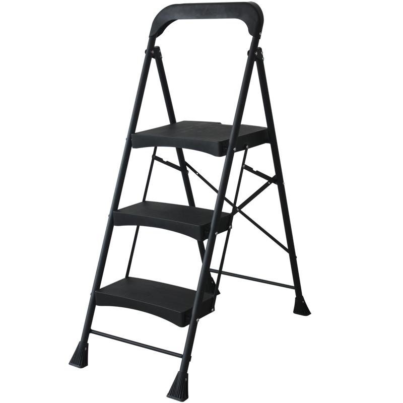 高强度塑料踏板铁梯