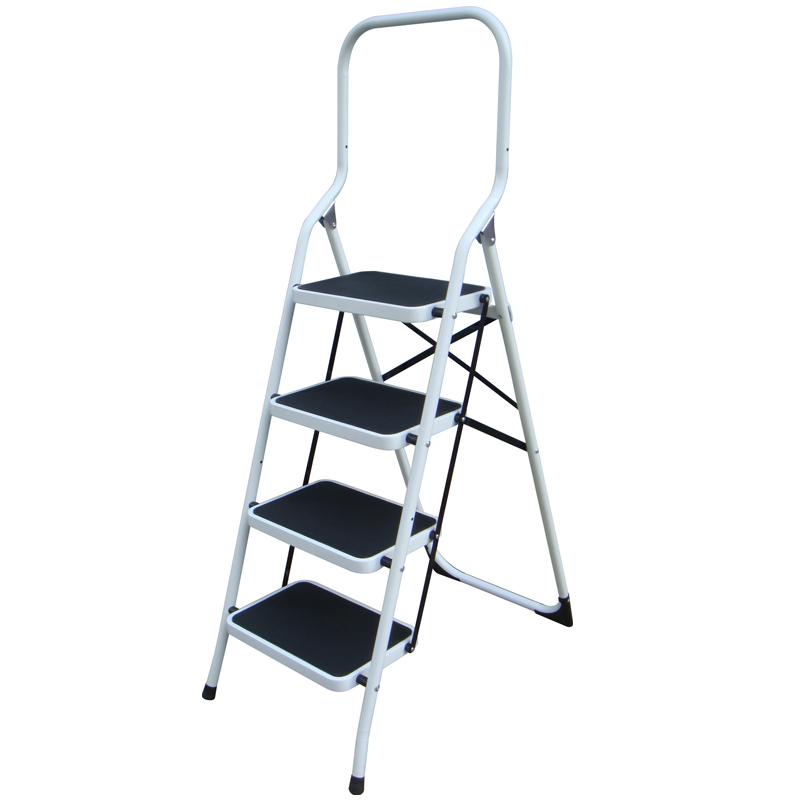 重型宽踏板铁梯